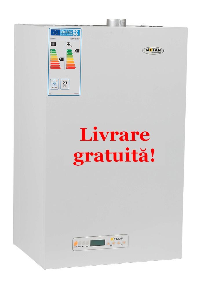 Centrala termica MOTAN KPLUS 24 kW TF C22SPV23MEF livrare gratuită!