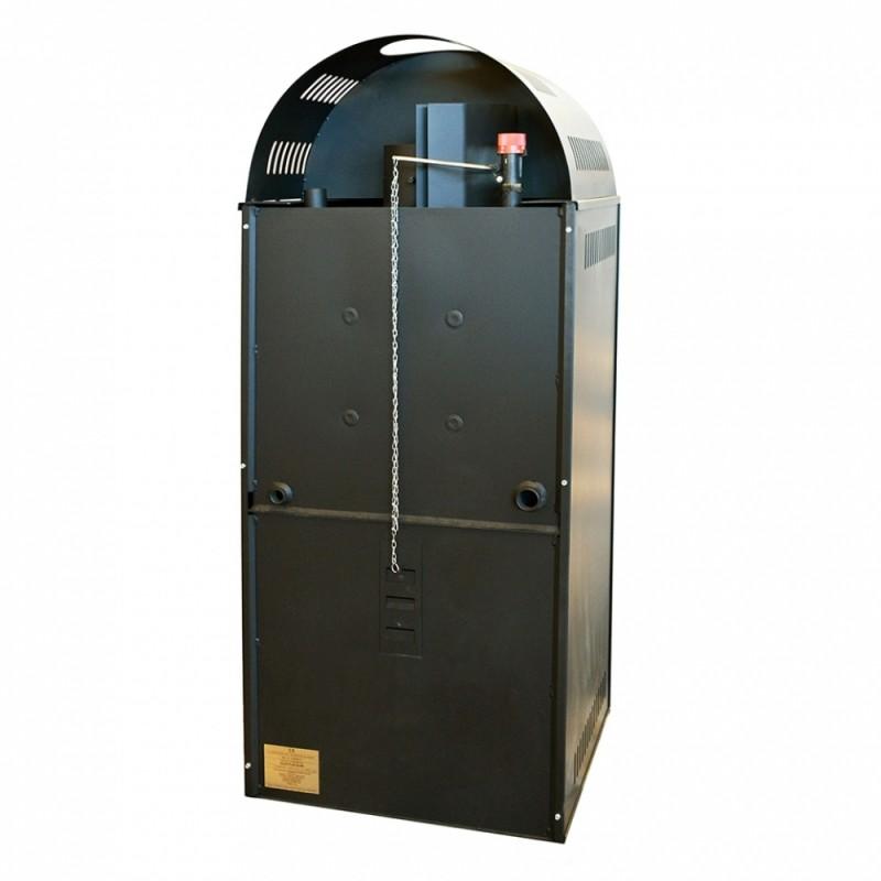 Termosemineu AQUA PLUS 25 kW vedere spate