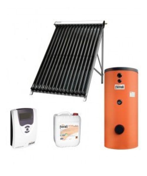 PACHET SOLAR FERROLI ECOTUBE NEW 25x2 - 500
