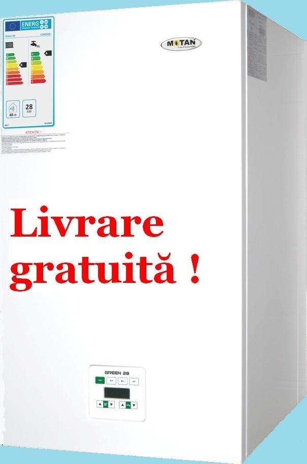 Centrala termica in condensatie Motan Green 28 kW Livrare gratuita!