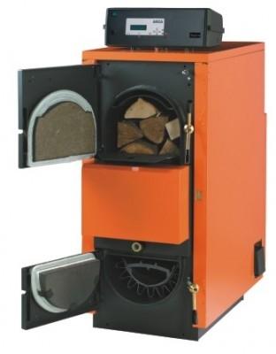 Centrala termica pe lemn cu gazeificare ARCA ASPIRO