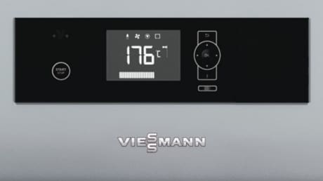 Centrala termica pe lemn cu gazeificare Viessmann Vitoligno 150-S - automatizare Ecotronic 100