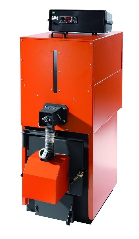 Centrala termica pe peleti Arca Granola Automatica 40