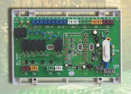 Controler Computherm Q4Z -  placa electronica