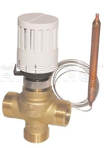 Robinet termostatat pentru boiler apa calda cu 3 cai