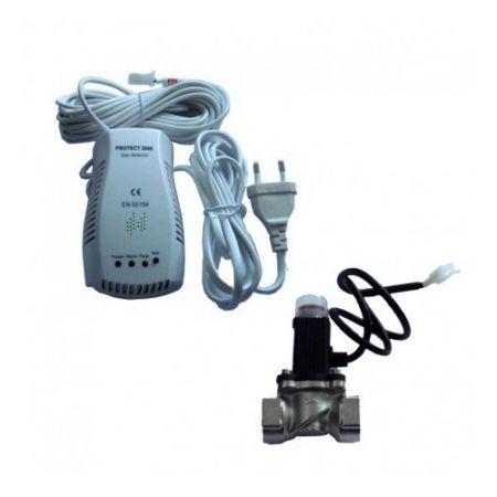 139 Lei DETECTOR GAZ PROTECT 9V -3000