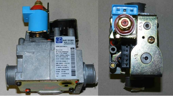 Vana gaz SIGMA-SIT 845