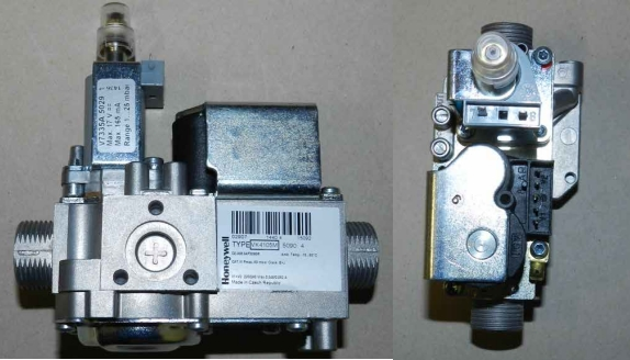 Vana gaz Honeywell VK4105M5090B