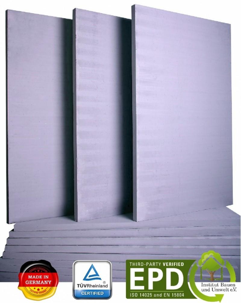 Placi refractare profesionale din silicat de calciu SILCA 1000x625x25 mm