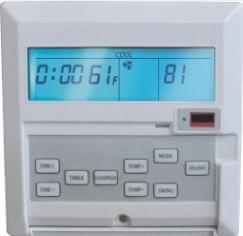 Echipament de climatizare comerciala CHIGO DUCT - panou de comanda