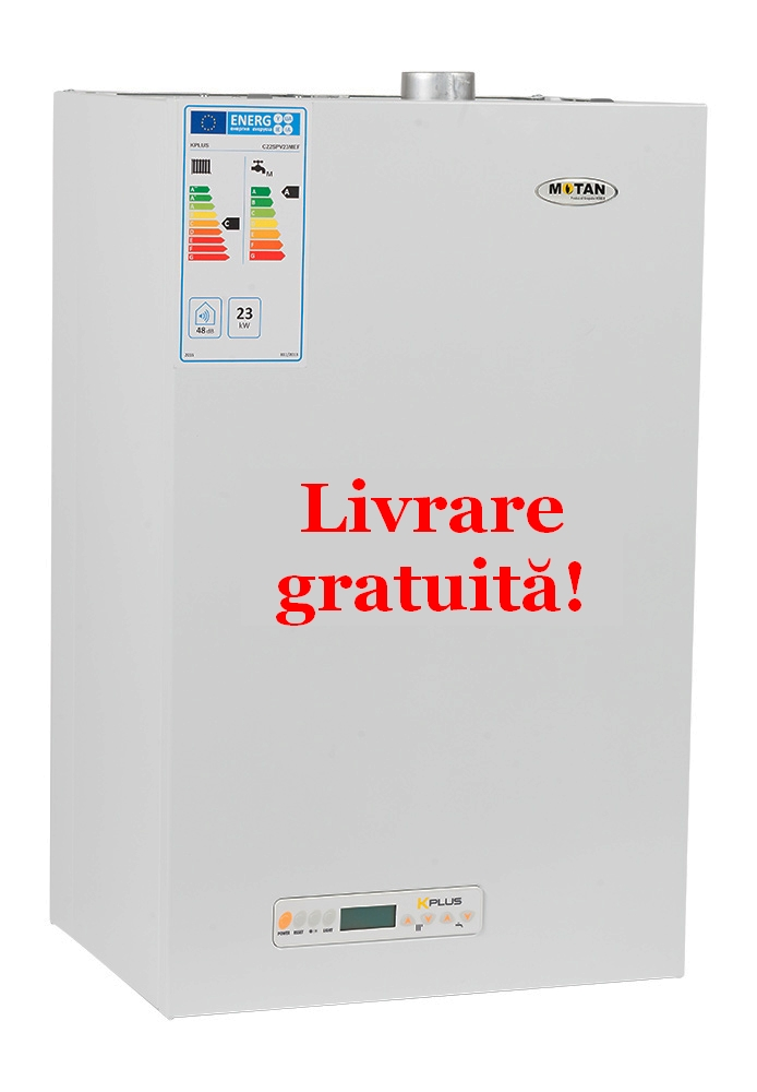 Centrala termica MOTAN KPLUS 24 kW TF C32SPV24MEFB-ERP livrare gratuită!