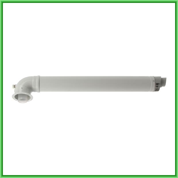 Kit de evacuare coaxial pentru centrale termice in condensare Motan 60/100x1000 mm