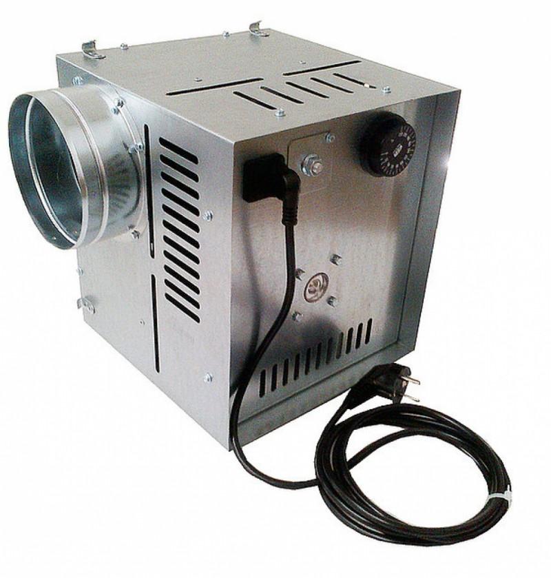 Ventilator de aer cald cu termostat pentru seminee AN1 400 mc/h