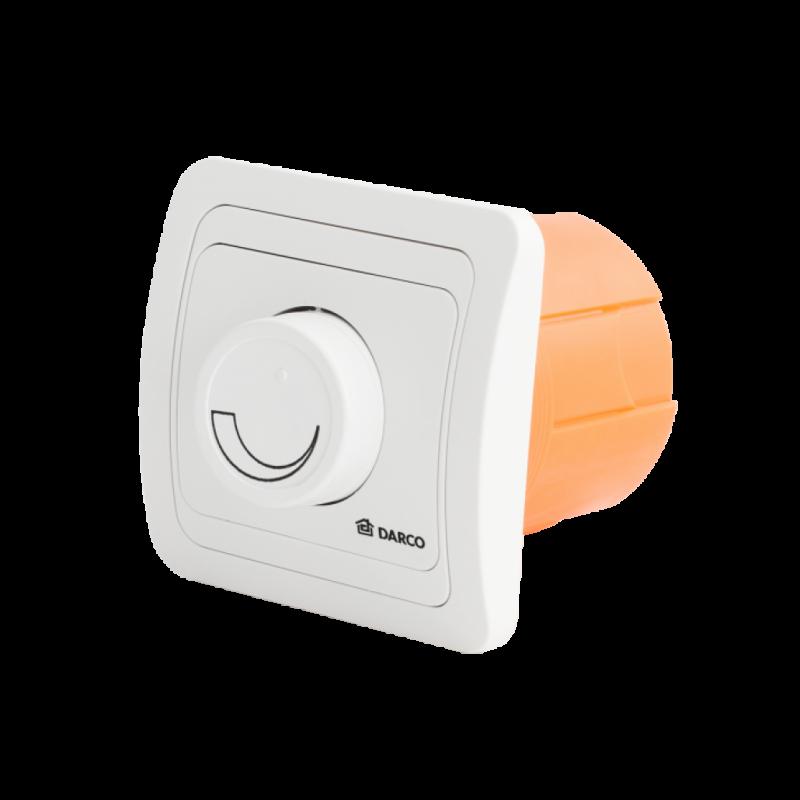 Regulator de turatie pentru ventilatoare de aer cald RO-200 - cu doza electrica