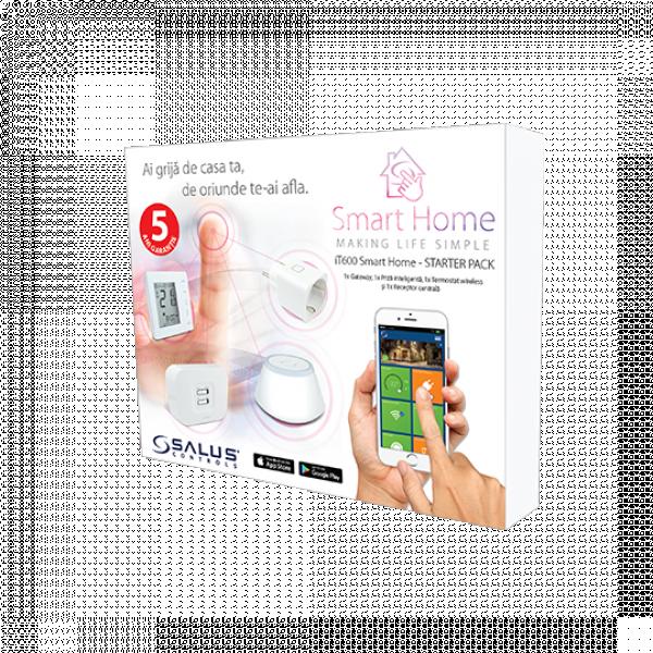 Pachet Start termostat Salus Smart Home iT600