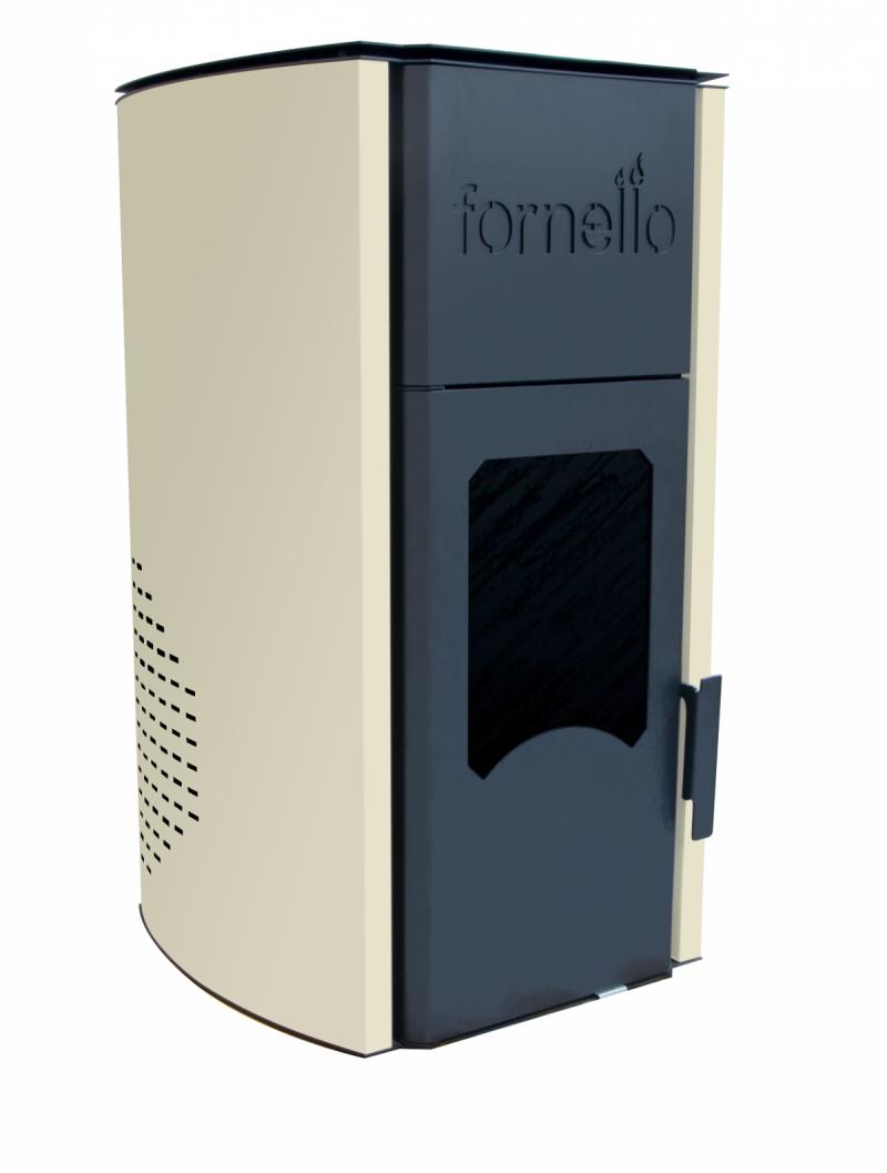 Termosemineu pe peleti FORNELLO ROYAL 30 kW
