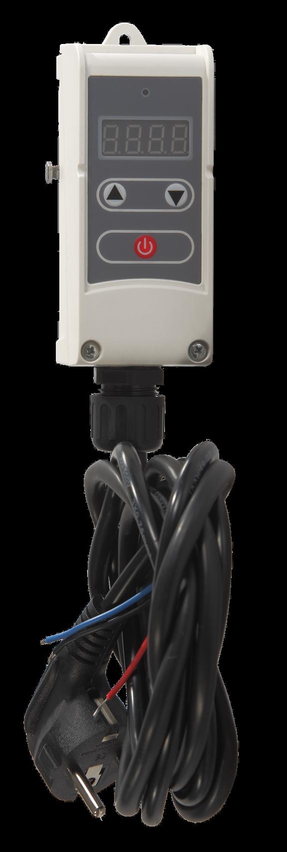Controler electronic digital pentru pompe COMPUTHERM WPR-100GD