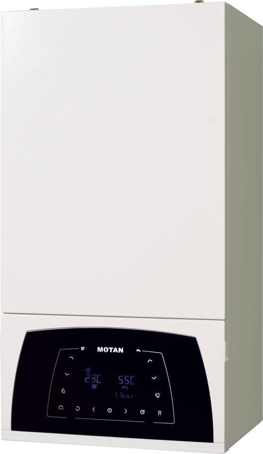 entrala termica pe gaz in condensatie MOTAN CONDENS PLUS 100