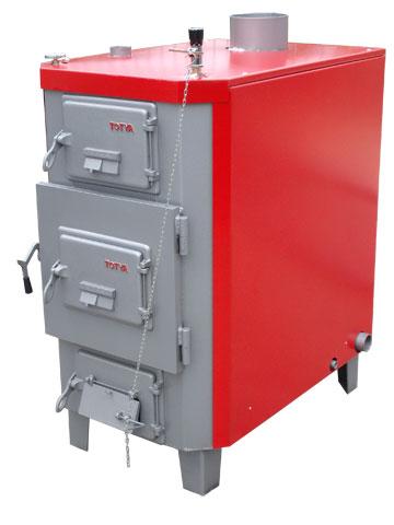 Centrala termica pentru busteni de lemn UNILINE TITAN T-4 68 kW
