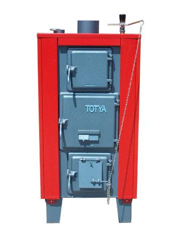 Centrala termica pe combustibil solid biomasa UNILINE VR-43 B 43 kW
