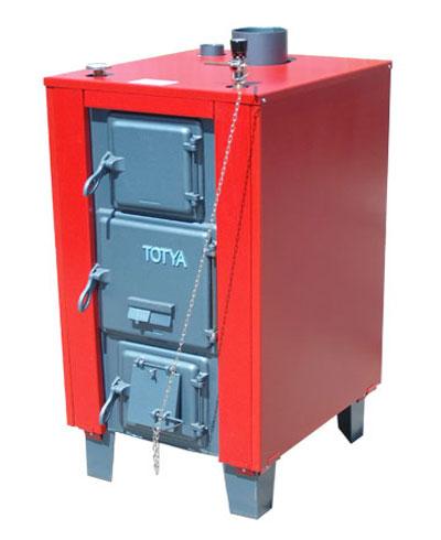 Centrala termica pe combustibil solid biomasa UNILINE VR-48 B 48 kW