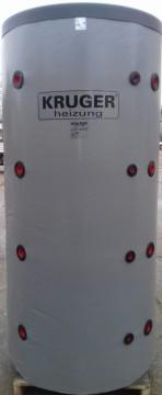 poza 3284 Lei Puffer cu doua serpentine Kruger Heizung P2-1000 1000 litri