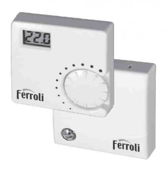 poza TERMOSTAT DIGITAL WIRELESS FER 8 RF