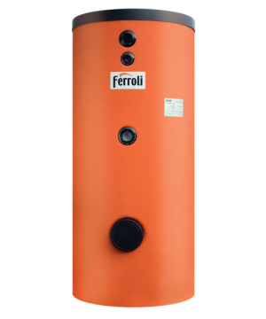 poza Boiler de apa calda cu acumulare FERROLI ECOUNIT 150-1C WB