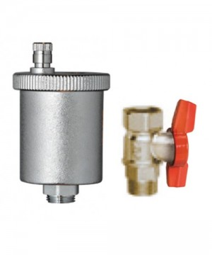 Poza Kit robinet si dezaerisitor automat