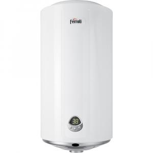 poza Boiler electric Ferroli TND PLUS 100 L cu panou de comanda digital