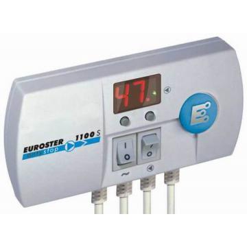 poza Controler electronic pompa solara EUROSTER 1100 S 2 senzori
