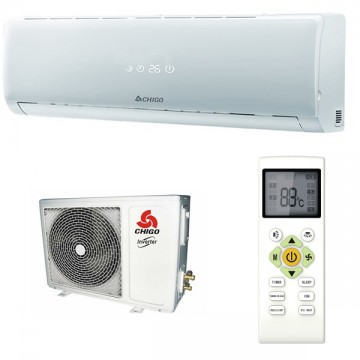 poza Aparat de aer conditionat Chigo Basic Range Inverter 24000 BTU