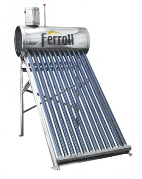 Poza Panou solar cu boiler nepresurizat din inox Ecosole