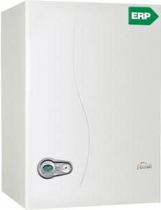 poza 6282 Lei CENTRALE TERMICE PE GAZ BLUEHELIX 25 K50 - 25 kW si boiler inox 50 L