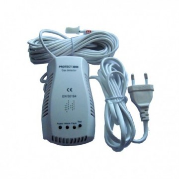 poza 69 Lei Detector gaz aditional PROTECT P2000-3000