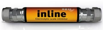 Poza Filtrul electrolitic anticalcar TRAPPEX INLINE DN 15 mm