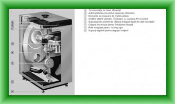 Poza Centrala termica în condensaţie pentru gaz metan Vitocrossal 100 CIB 240 kW