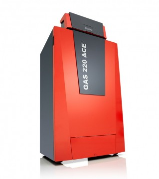 poza Centrala termica in condensatie pentru gaz metan REMEHA G220 ACE 250 ML 250 kW