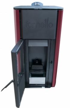 Poza Termosemineu pe peleti FORNELLO ROYAL 18 kW