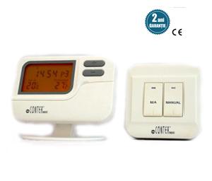 poza 148 Lei CT7W Termostat ambiental fara fir wireless