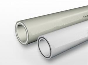 poza TEAVA PPR ALB COMPOSIT PT INCALZIRE/SANITARE L=4M, PN 20 bar D.32x4.4mm