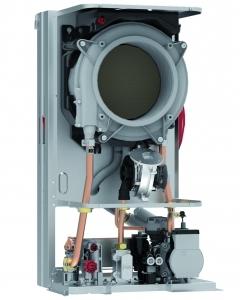 Poza Centrala termica pe gaz in condensatie Ferroli BLUEHELIX PRIMA 24C - vedere interioara