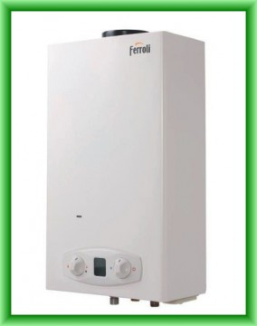 Poza Instant de apa calda Ferroli ZEFIRO ECO 11