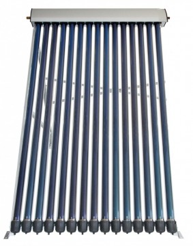 Poza Panou solar presurizat cu 15 tuburi termice