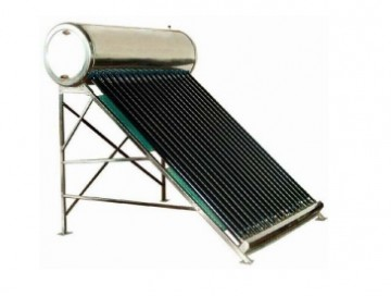 poza Panou solar presurizat cu boiler inox si tuburi termice SPP-470-H58/1800 190/20