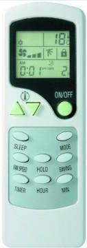 Poza Echipament de climatizare comerciala CHIGO CASETA - telecomanda