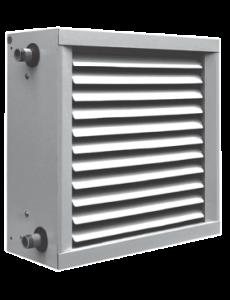 poza Aeroterma standard cu agent termic apa FERROLI 94 E68 93,6 kW
