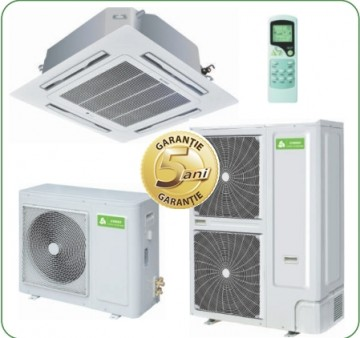 poza Echipament de climatizare comerciala CHIGO CASETA DC-INVERTER 24000 BTU