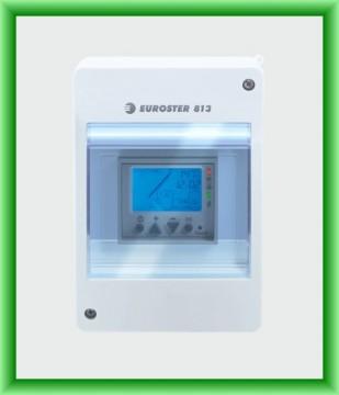 poza Controler de temperatura solar cu 3 senzori EUROSTER 813