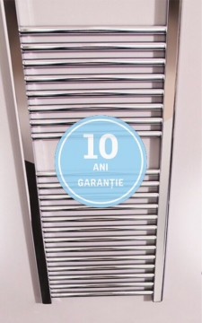 poza Radiator port-prosop RADOX CHROMED drept 500x800